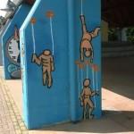 Murales CAG Centro Giò Mappano