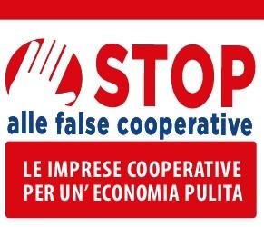 Firma per dire #STOPFALSECOOPERATIVE