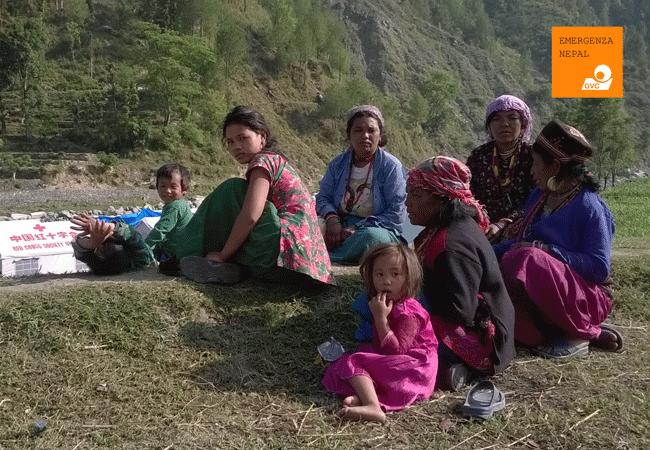 Nepal GVC Italia