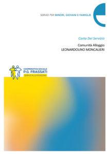thumbnail of CdS Comunità alloggio LeonardoUNO Moncalieri