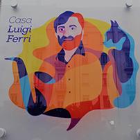 Commemorazione Luigi Ferri