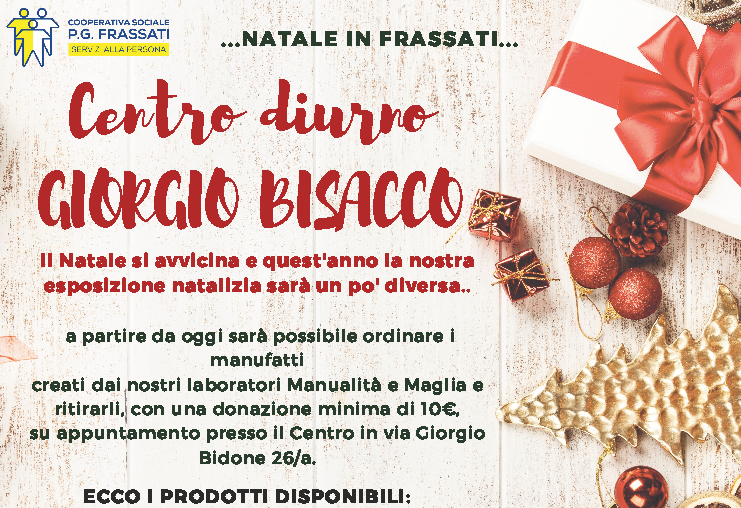 Natale in Frassati – Centro Territoriale Bisacco
