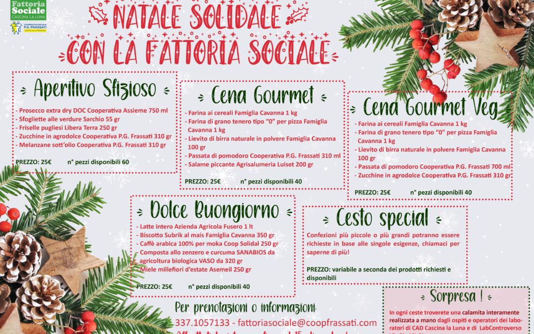 Natale solidale in Fattoria